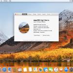 MacOS High Sierra 10.13.5!!