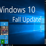 Windows 10 Fall Update Maret 2018!!
