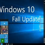 Windows 10 Fall Update Maret 2018!!