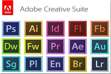 Adobe Master CC 2018 Mac Menu