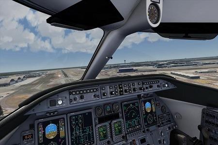 Aerofly Menu