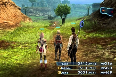 Ff Xii The Zodiac Age Menu