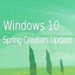 W10 Spring Update