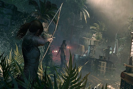 Shadow Of The Tomb Raider Menu