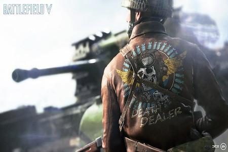 Battlefield 5 Menu