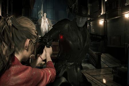 Resident Evil 2 Menu