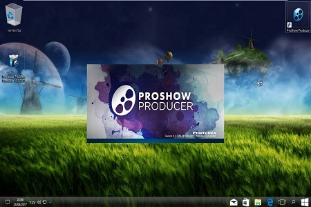 Photodex Proshow Producer 9 Menu