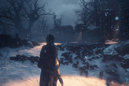 A Plague Tale Innoncence Menu