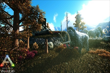 Ark Survival Evolved Valguero Menu