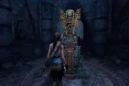Shadow Of The Tomb Raider The Path Home Menu 1