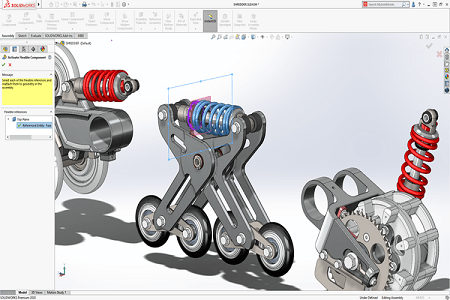 Solidworks 2020 Menu