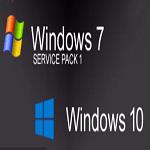 Windows 7, 8.1, 10 All In One Januari 2020!!
