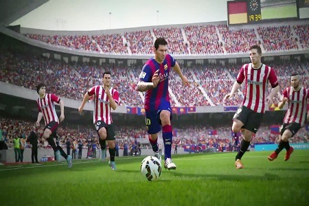 Fifa 16 Menu