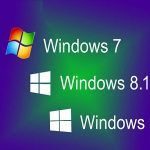 Windows 7, 8.1, 10 All In One Januari 2020!!