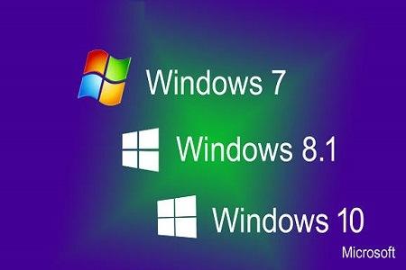 Windows 7 8.1 10 Menu