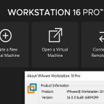 VMWare Workstation Pro 16!!
