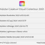 Adobe Master (Creative Cloud Collection) CC 2021 Update Desember 2020!!