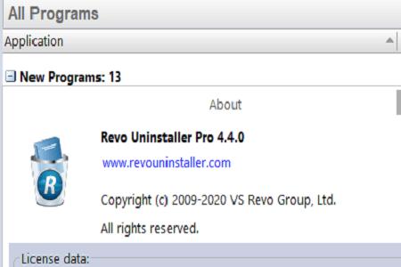 Revo 4.4