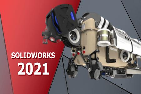 Solidworks 2021 Menu