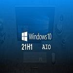 Windows 10 Aio 21h1